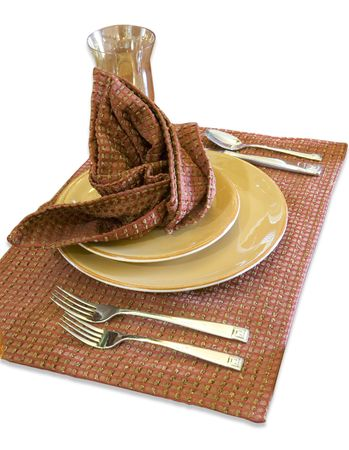 Place Setting Stock Photo - 3544450