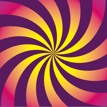 Vector gradient swirl background