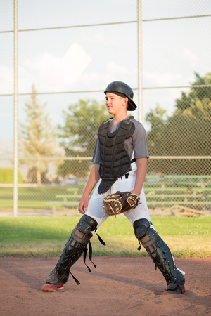 Young Catcher