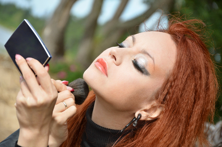 womanhood: woman who deals Makeover
