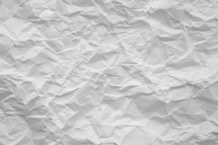 crinkles: Wrinkled Paper Sheet Stock Photo