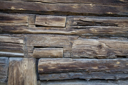 Different Wooden Planks Background Texture