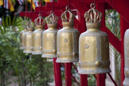 Temper bells Stock Photo - 11860703