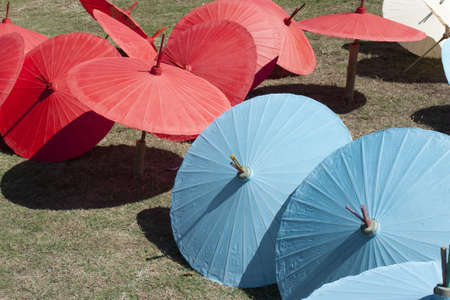 paper umbrella: Carta ombrello