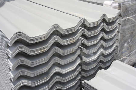Tile roof stack Stock Photo - 13112754