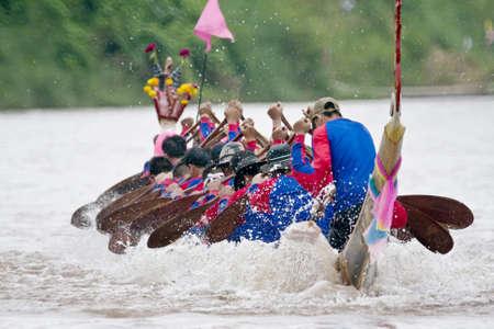 Boat race Stock Photo - 13617667