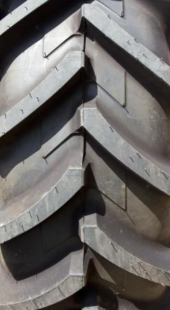 New tractor tyre Stock Photo - 13903037