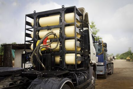 ngv: CNG  NGV gas tanks for heavy truck , alternative fuel