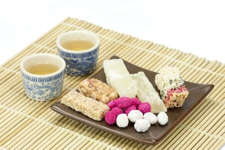 sweeten: chinese traditional snack