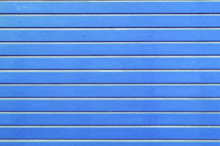 lath: Blue wooden lath background  Stock Photo