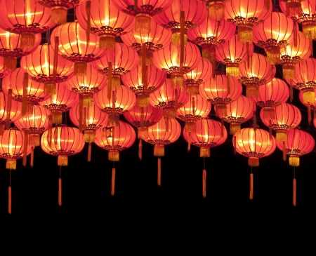 malaysia culture: Chinese lanterns