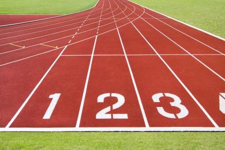 perseverance: Running track