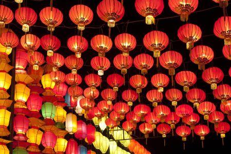 lantern festival: Chinese lanterns