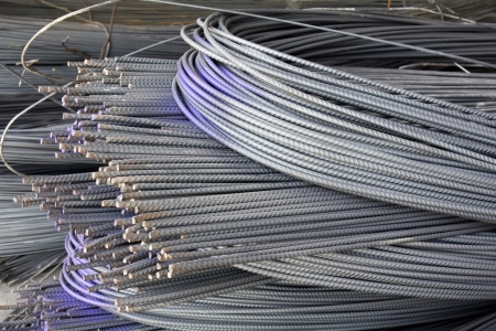 ferro: Steel rods for construction industry