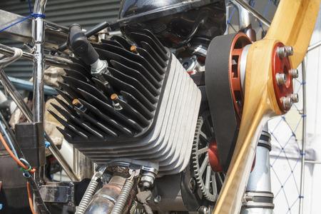 paramotor engine photo