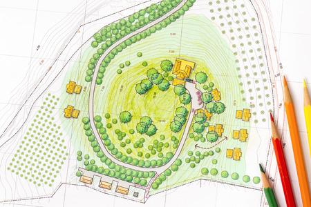 Landscape Design Plan photo