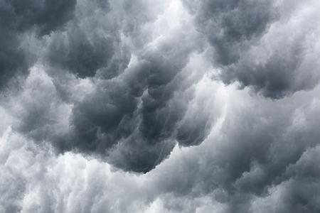 storm background: Background of storm clouds