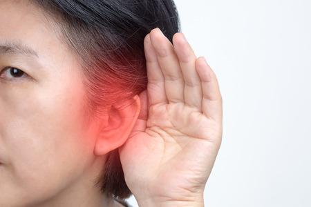 노인 여성 청력 상실, 청력 상실