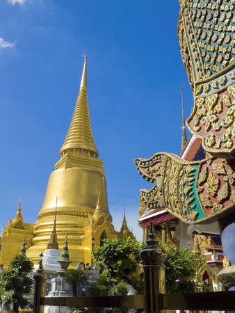 Gold palace in Bangkok