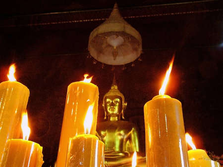 Wat Rakang, The Temple , Bangkok, Thailandia