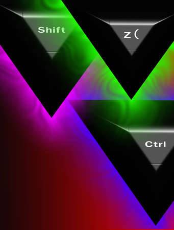 Background composition design