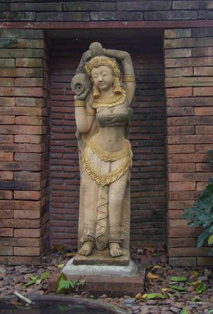 Ancient Terracotta Woman