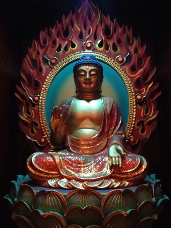 statute: Buddha statute