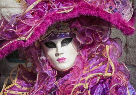 Italy, Venezia, carnival masks   photo