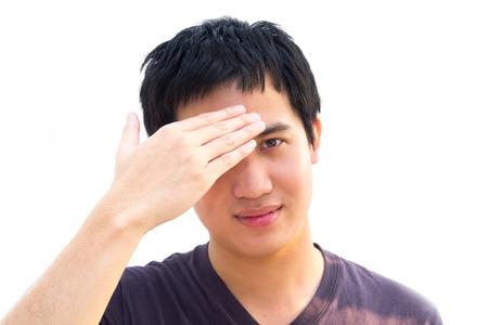 nonverbal: Hi Hello Thai Sign language nonverbal