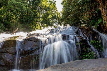 jung: Ruk jung waterfall, Chiangmai Thailand