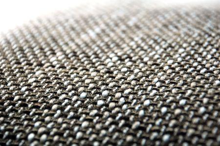 condos: a brown grey texture from a pillow Stock Photo