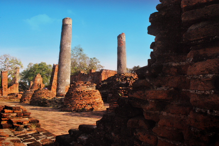 archaeological site: Ayuttaya archaeological site