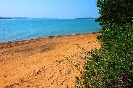 island: island beach