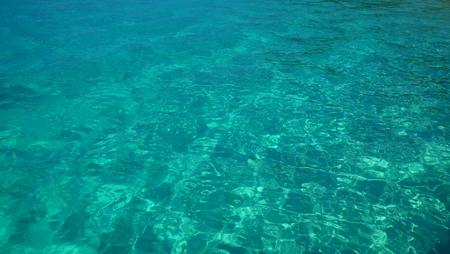 Ocean wave, Texture on water, aqua Background.