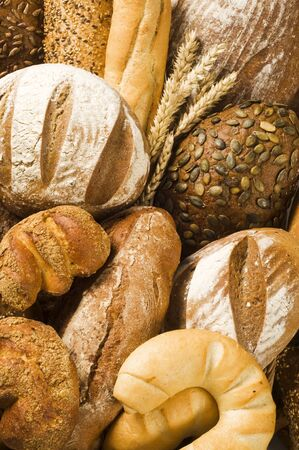 Variety of baked products Stock Photo - 5030607