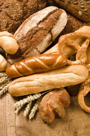 Variety of baked products Stock Photo - 5030618