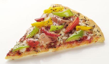 rebanada de pizza: Rebanada de pizza de pepperoni
