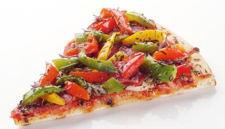 Slice of pizza Stock Photo - 5417639