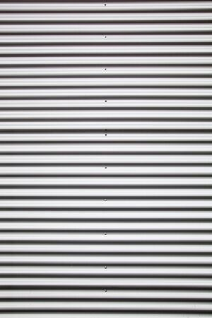 Corrugated metal sheet Stock Photo - 5441672