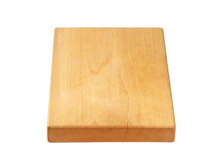 Wooden cutting board  photo