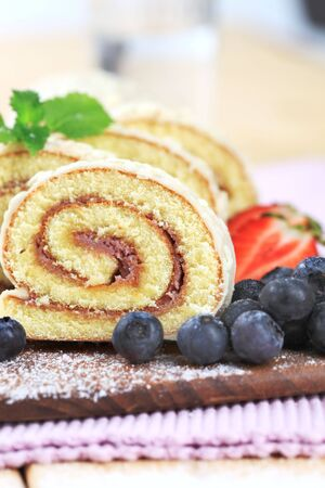 swiss roll: Swiss roll