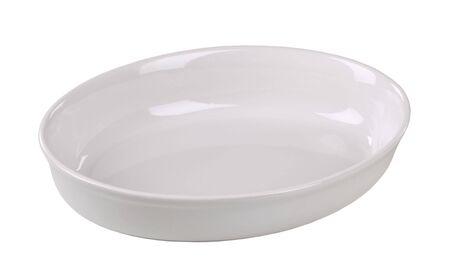 Porcelain casserole dish  photo