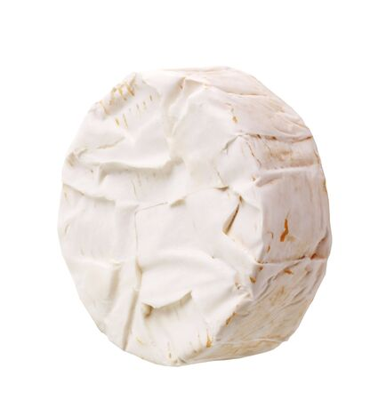 Camembert - Brie cheese isolated on white photo
