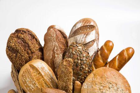 Vaus types of bread  Stock Photo - 6446124