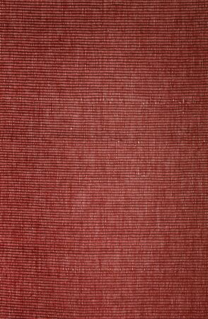 Burgundy fabric texture - full frame photo