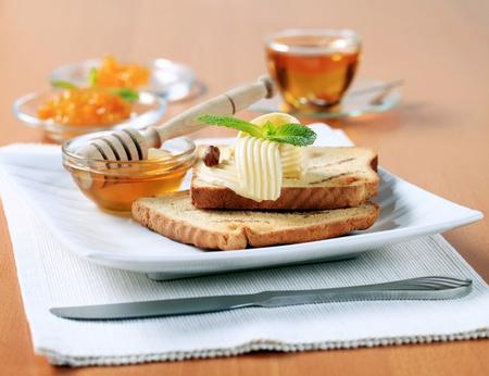 Sweet breakfast photo
