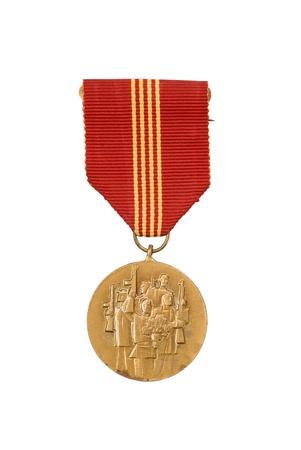 commendation: Commendation medal