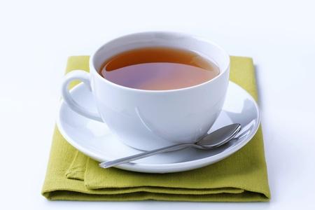 tea spoon: Cup of tea