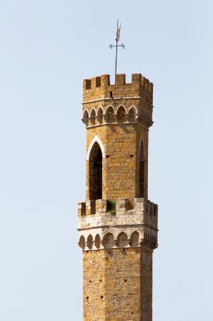 volterra: Palazzo dei Priori, Volterra, Tuscany, Italy