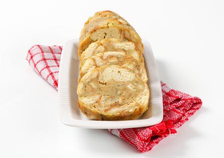 carlsbad: Czech cuisine - Carlsbad bread dumplings
